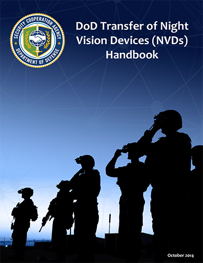 2014 DoD Transfer of Night Vision Devices (NVDs) Handbook